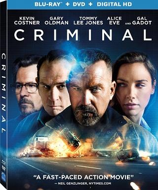 Criminal(2016) poster image