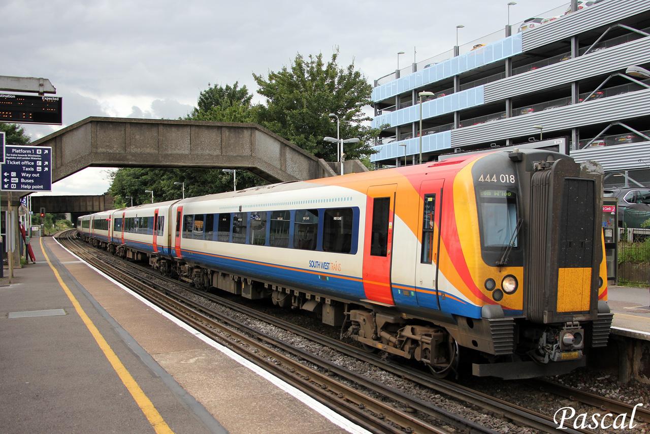 Southampton Airport Parkway Rail Station 160714095823525884