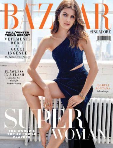 Harper s bazaar singapore august 2016 p2p releaselog - Annie lennox diva torrent ...