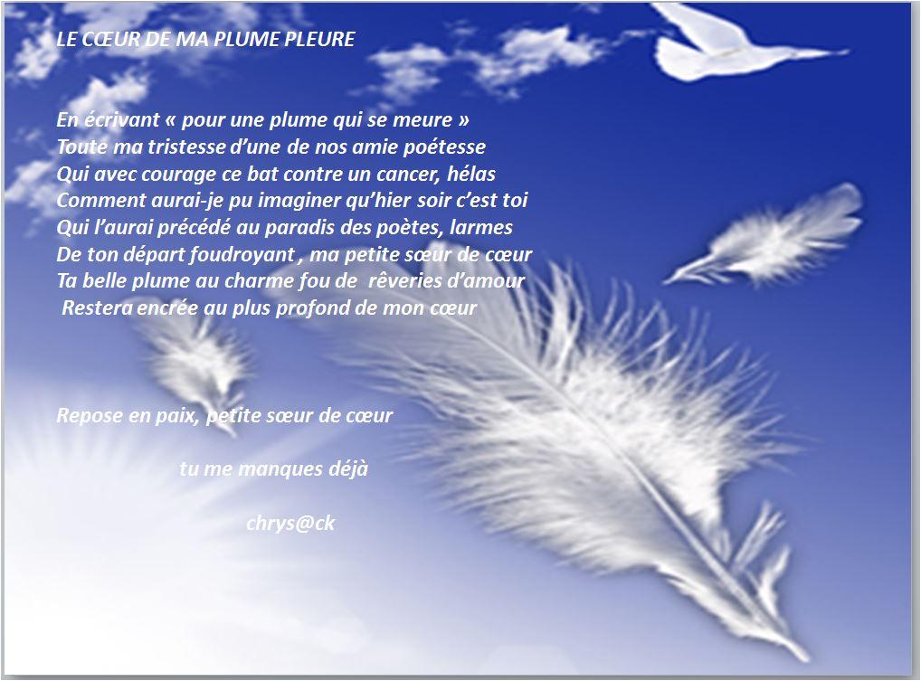 Poetessechrys Blog Poeme Amour Paix Cholet