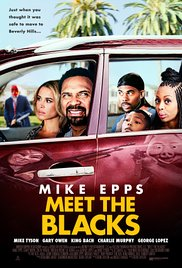 Meet the Blacks (2016) poster image