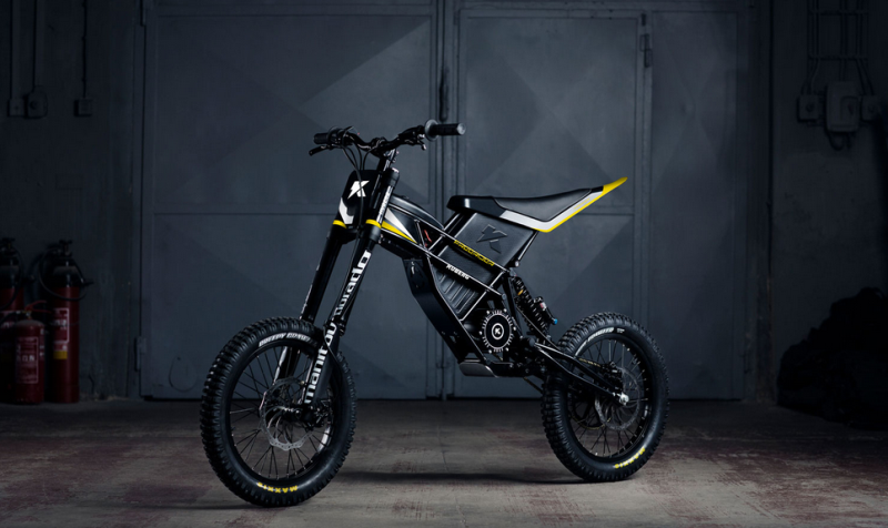 Kuberg Freerider : Un engin à mis chemin entre BMX et moto électrique ! Par Fabien (buzzecolo.com)                                          160725035004371581