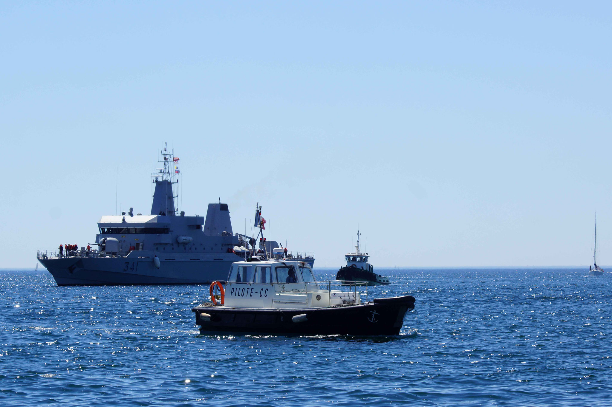 Royal Moroccan Navy OPV-70 / Classe Bir Anzarane - Page 5 160726073303137977