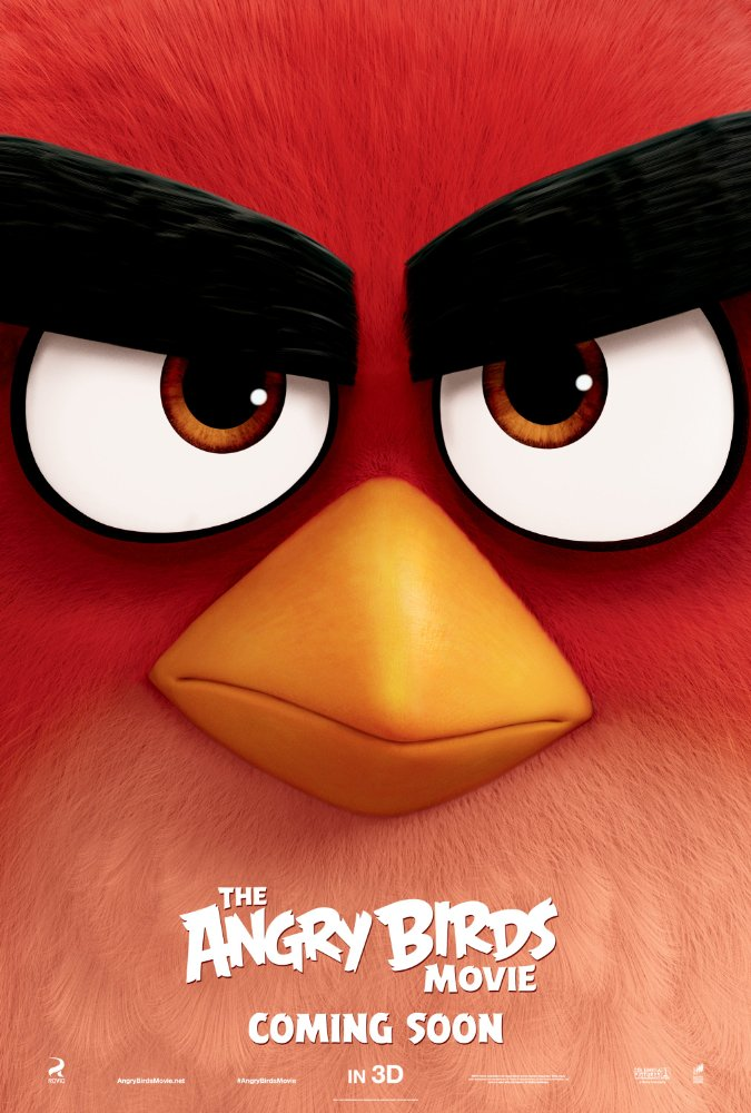 Angry Birds (2016) poster image