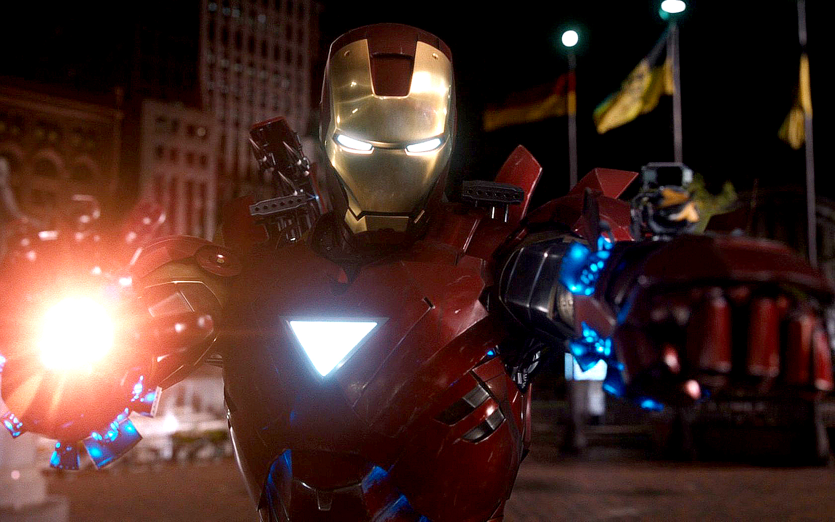 AVENGERS - IRON MAN MARK VI (MMS385DC17) 160728072241124085