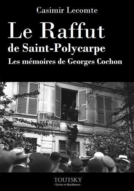 Le Raffut de Saint-Polycarpe - Casimir Lecomte