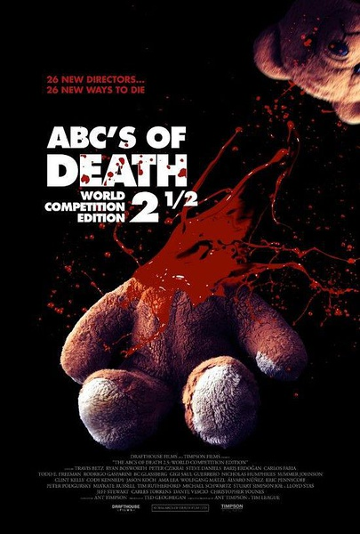 ABCs Of Death 2.5 2016 720p WEBRip XviD MP3-FGT