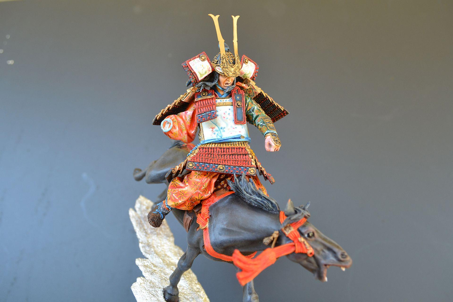 figurine pegaso - samouraï 90 mm - Page 3 160807053840993465