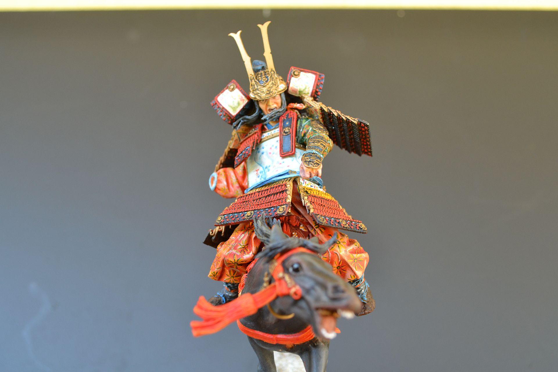 figurine pegaso - samouraï 90 mm - Page 3 160807053844419123