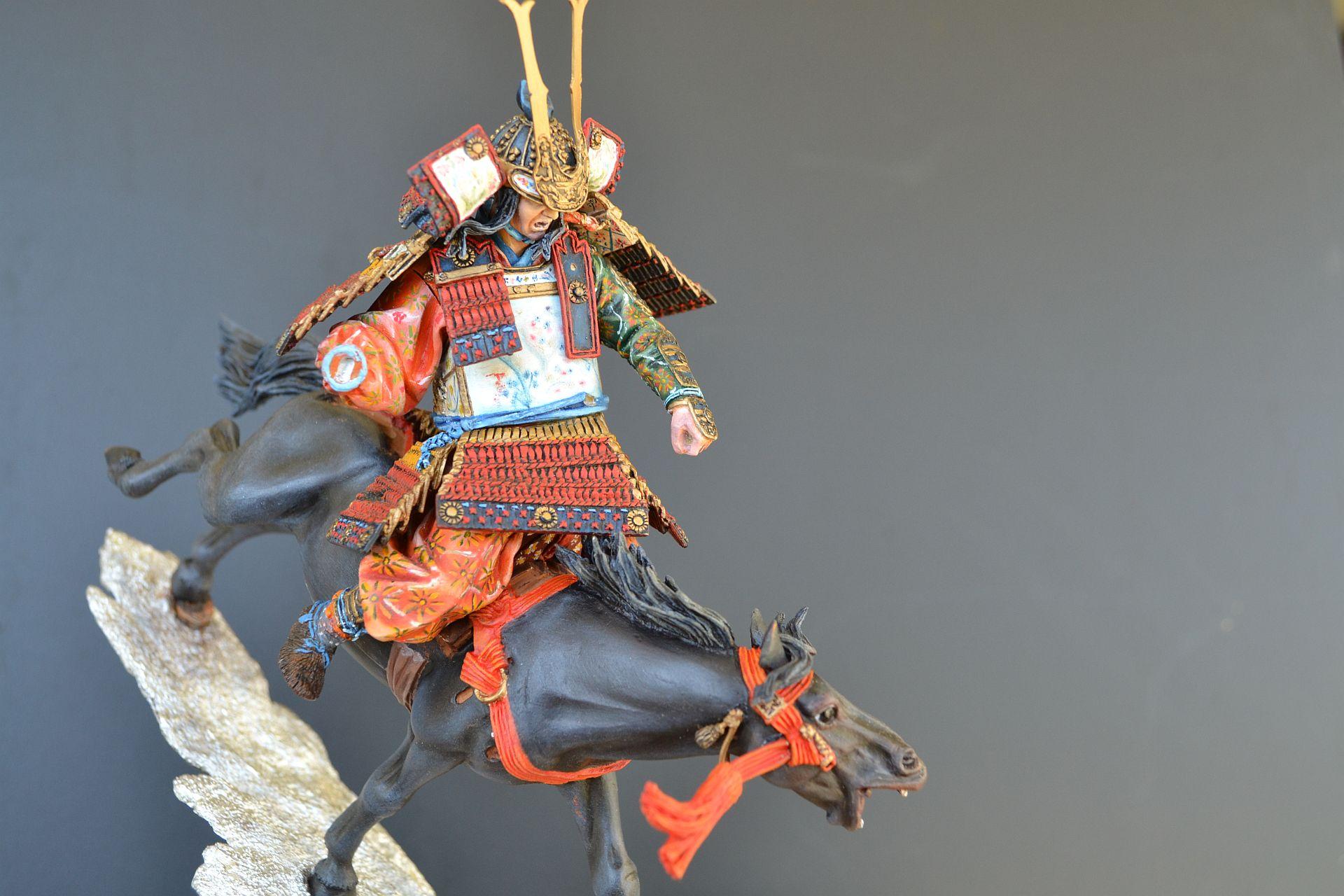 figurine pegaso - samouraï 90 mm - Page 3 160807053850465968