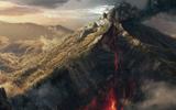 Volcan de l'ancien Monde