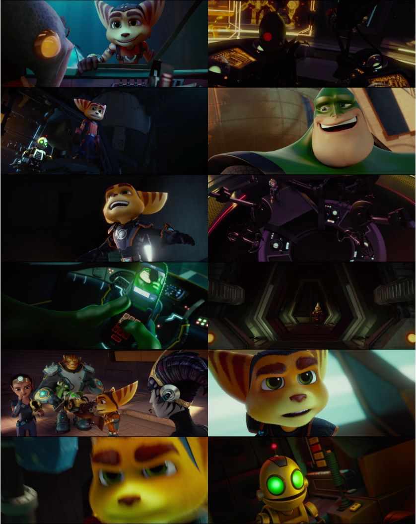 Ratchet and Clank 2016 720p/1080p BluRay x264-DRONES