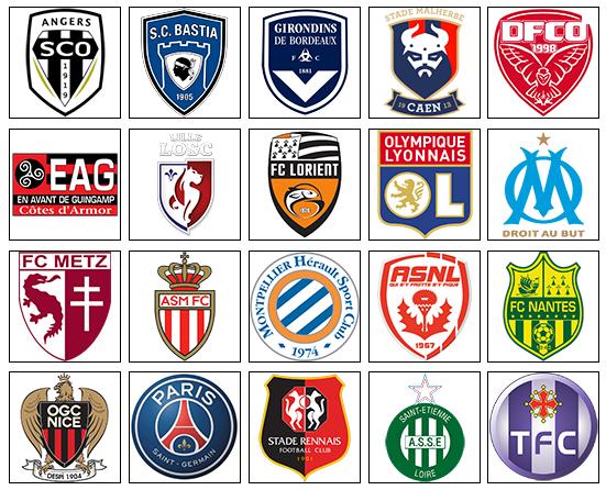 Paris des matchs de Ligue 1 saison 2016-2017  160810034505455911