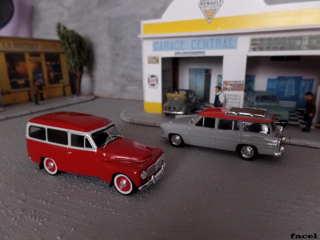 Garages stations services et dioramas des rues de notre for Garage allo service auto sonnaz
