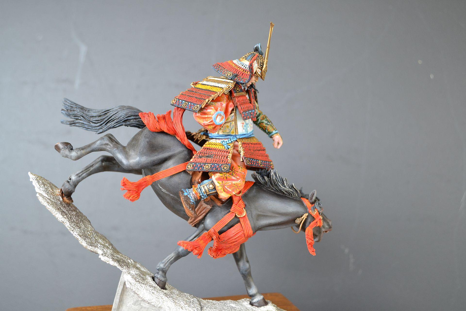 figurine pegaso - samouraï 90 mm - Page 3 16081106012012786