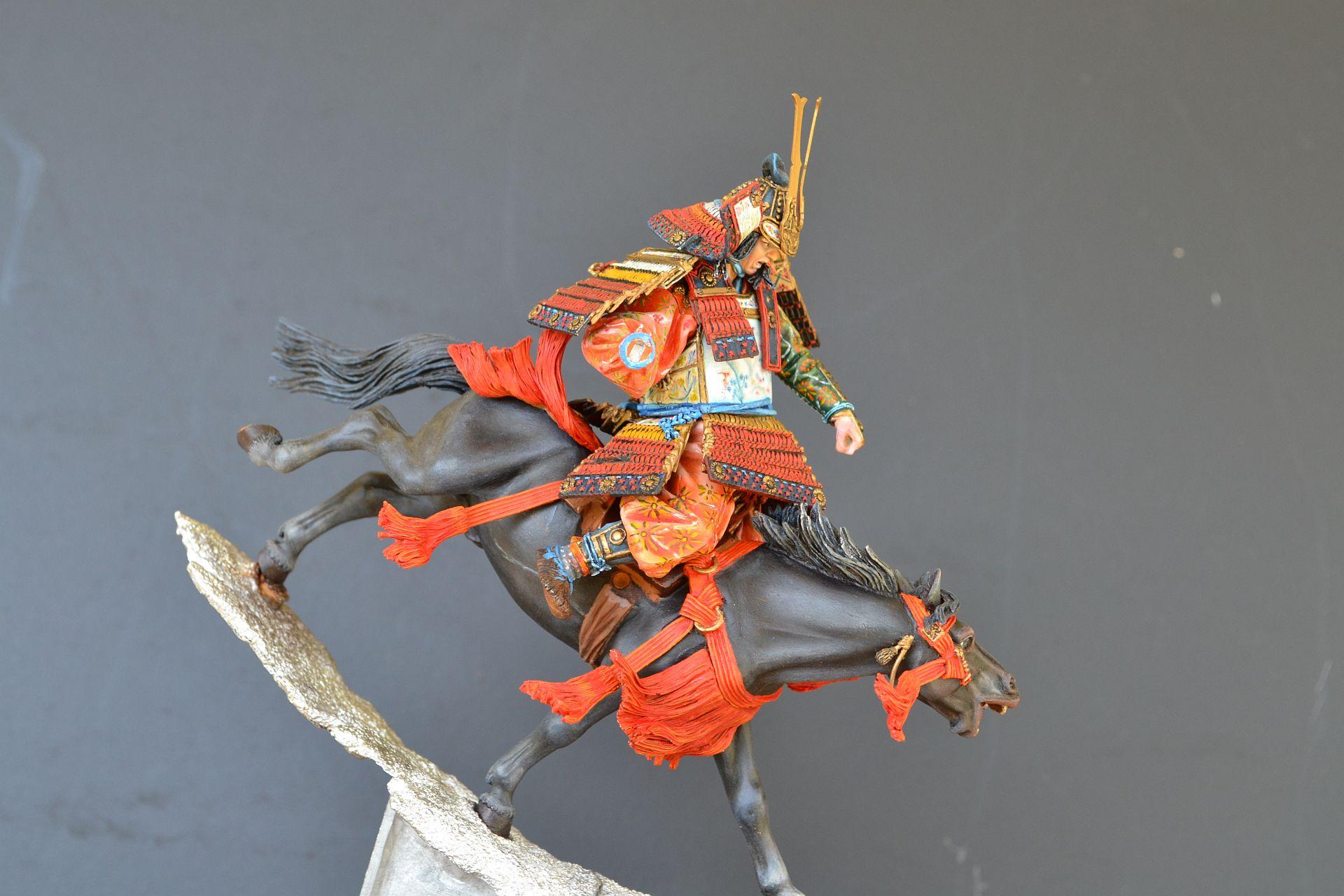 figurine pegaso - samouraï 90 mm - Page 3 160811060120674348