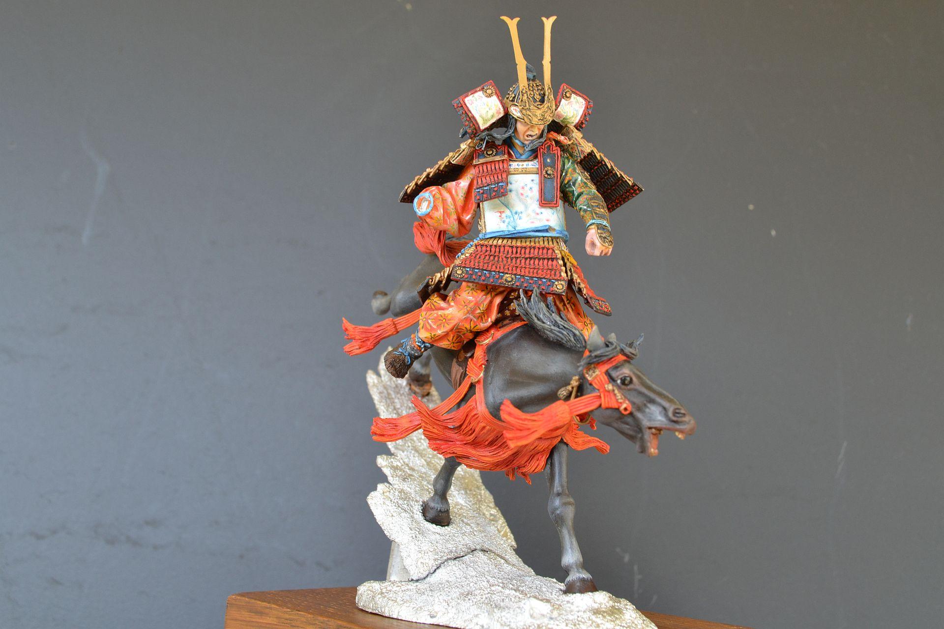 figurine pegaso - samouraï 90 mm - Page 3 16081106012189872