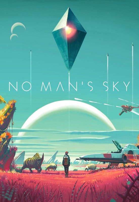 Poster for No Mans Sky