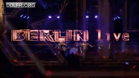 Berlin Live The Damned HDTV 720p