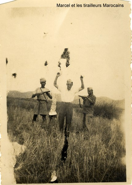 la vie d'un gendarme en poste en Indochine en 1948 160814110140513298