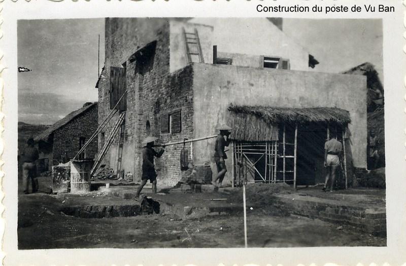 la vie d'un gendarme en poste en Indochine en 1948 160814110140963134