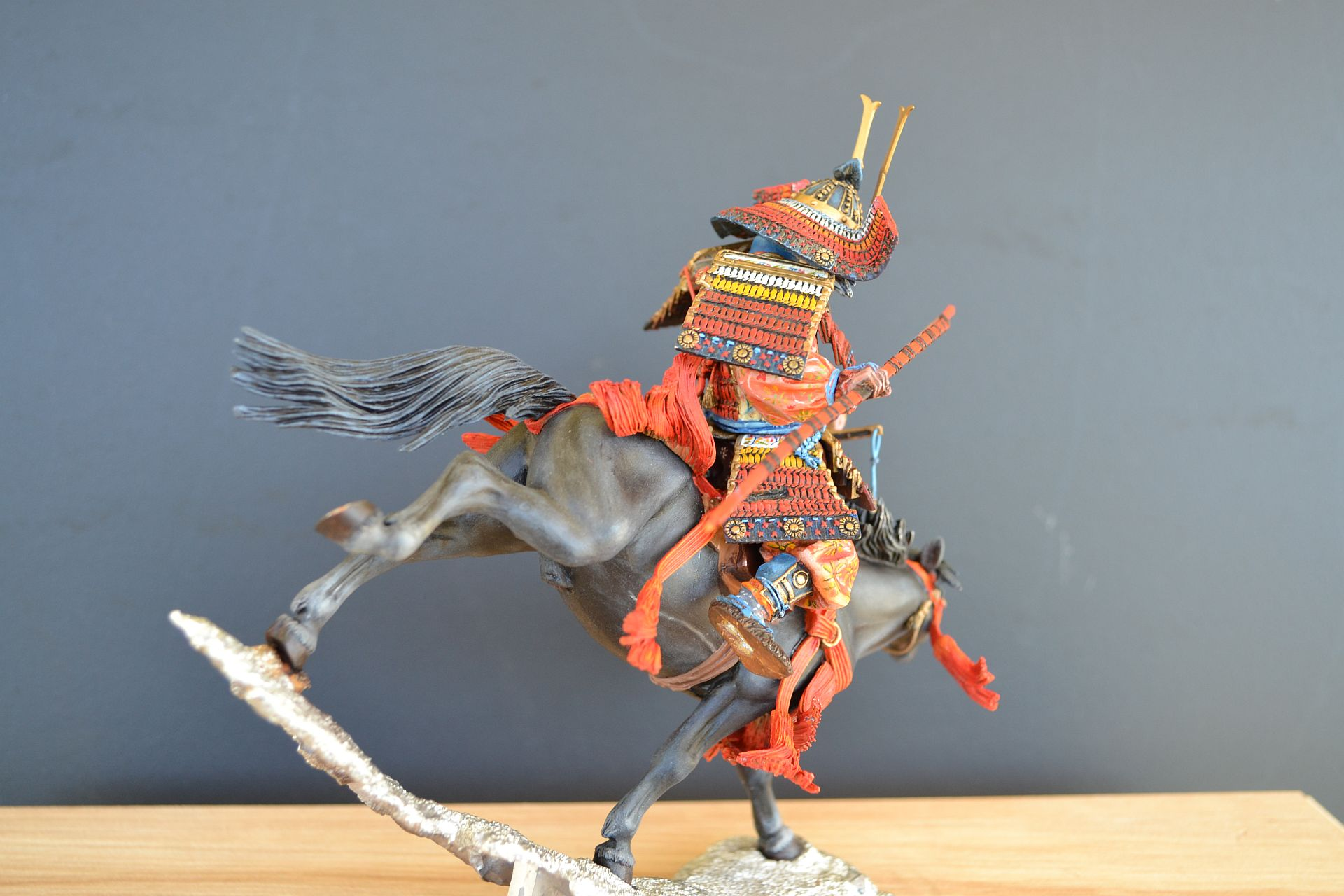 figurine pegaso - samouraï 90 mm - Page 3 160814111612333677
