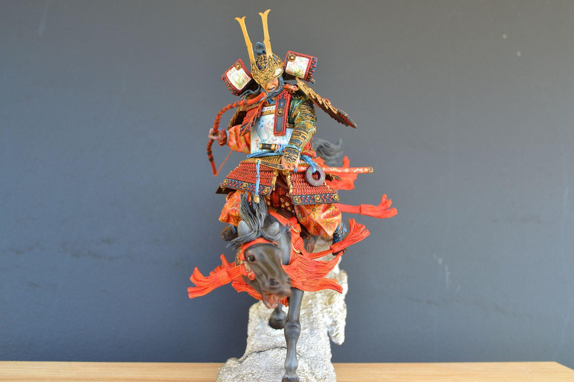 figurine pegaso - samouraï 90 mm - Page 3 160814111615569539