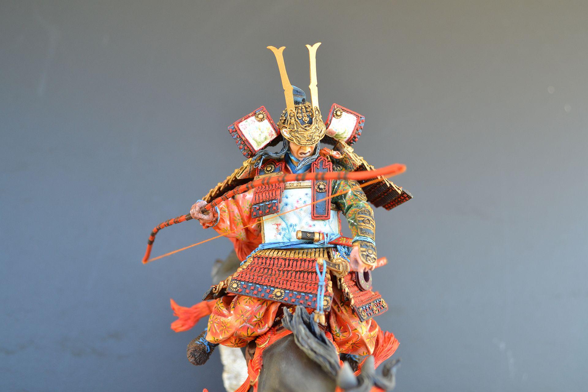 figurine pegaso - samouraï 90 mm - Page 3 160814111619492354