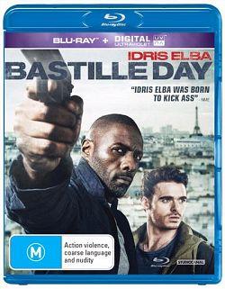 Bastille Day(2016) poster image