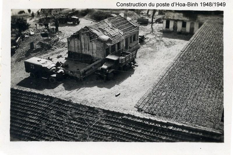 la vie d'un gendarme en poste en Indochine en 1948 160817062456428978