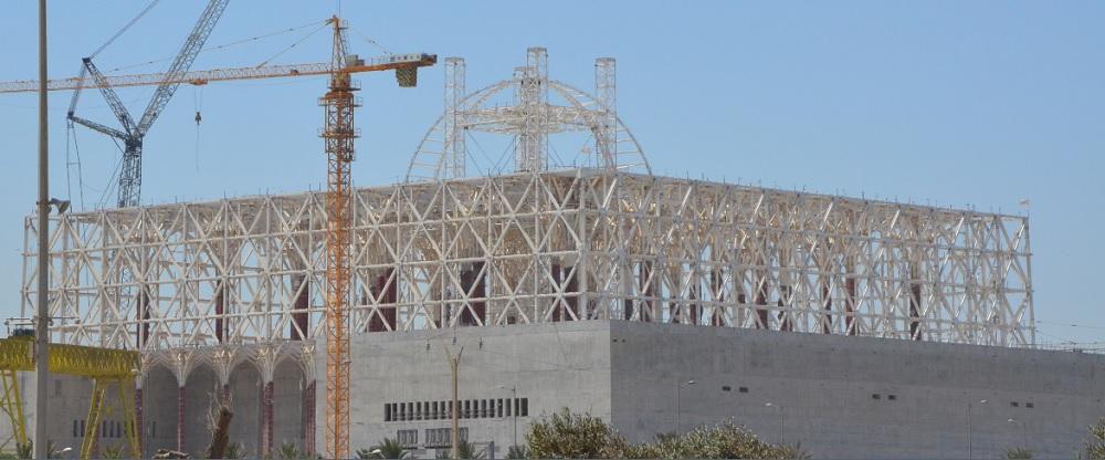 مشروع جامع الجزائر الأعظم: إعطاء إشارة إنطلاق أشغال الإنجاز - صفحة 16 1608190218446244