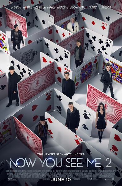 Now You See Me 2 2016 1080p BluRay x264-SPARKS