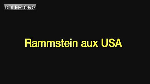 Rammstein aux USA