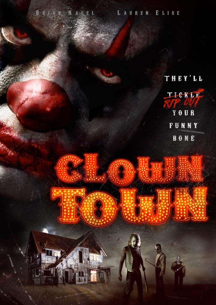 ClownTown (2016, Tom Nagel) 160820085841369659