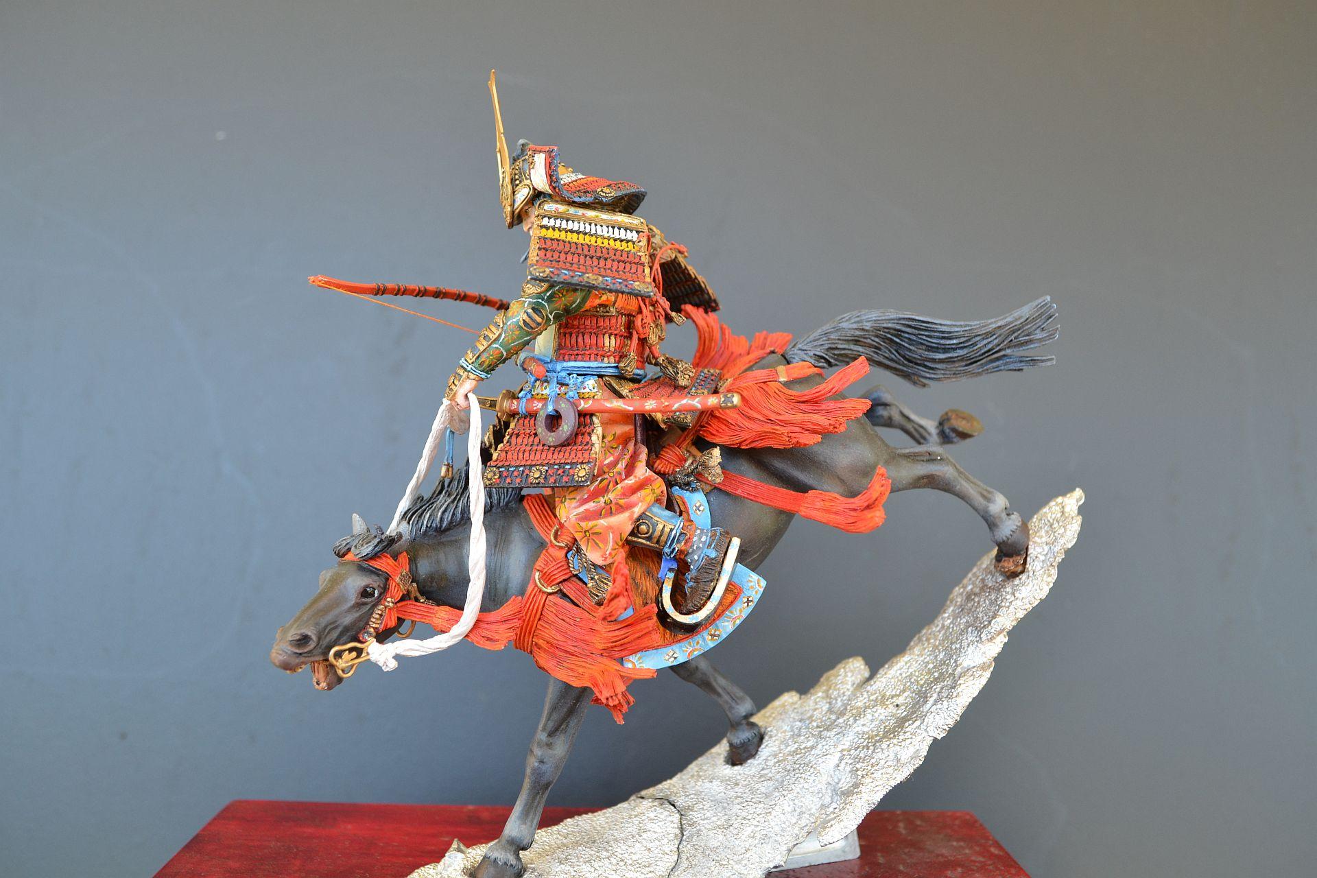 figurine pegaso - samouraï 90 mm - Page 3 160824023715653879