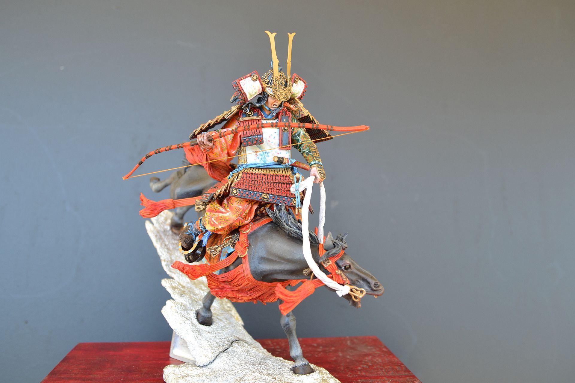 figurine pegaso - samouraï 90 mm - Page 3 160824023716824538