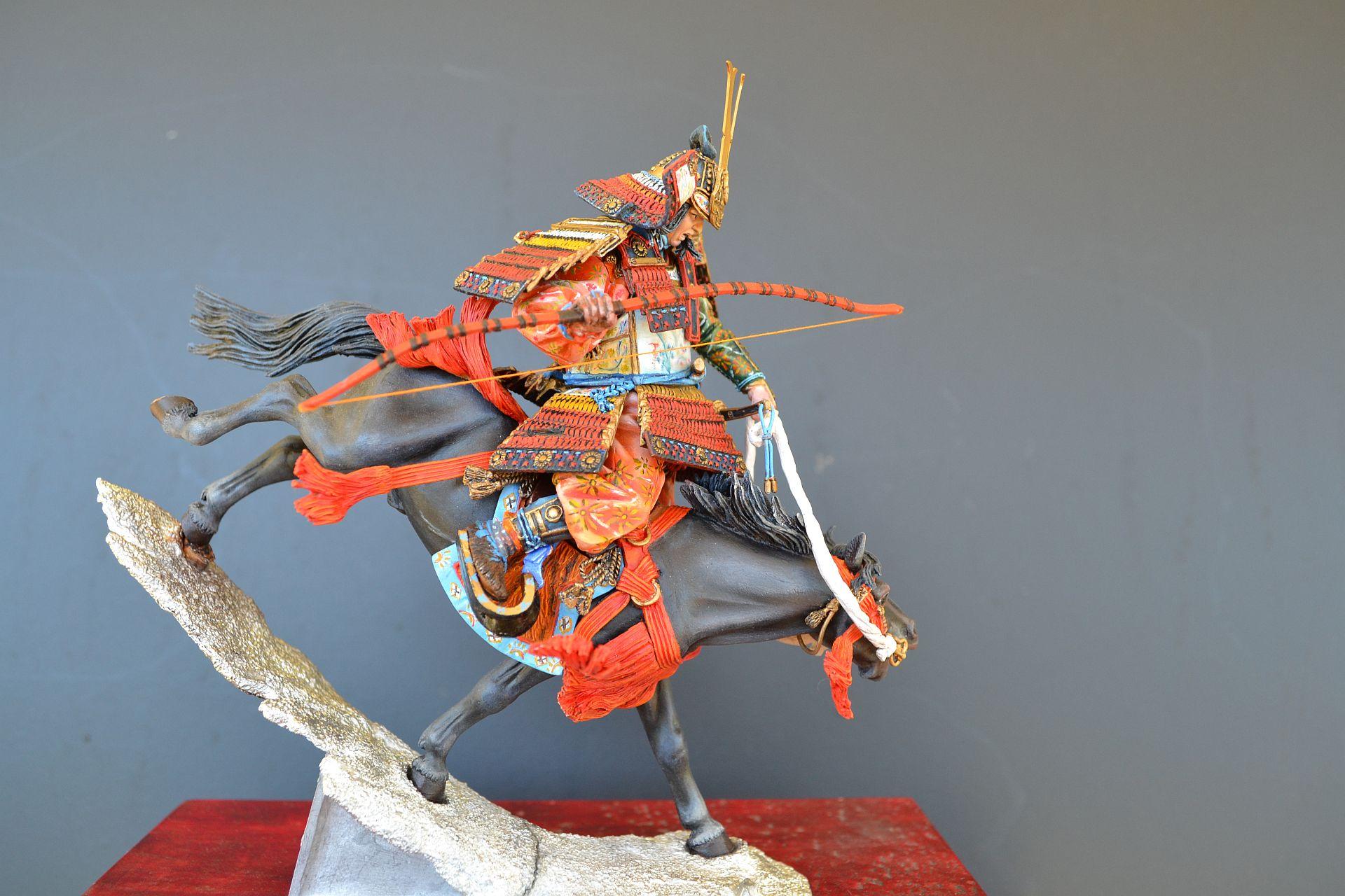 figurine pegaso - samouraï 90 mm - Page 3 160824023717108554