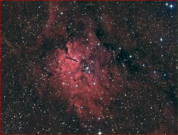 NGC 6823 pour astrométrie 160824113353390510