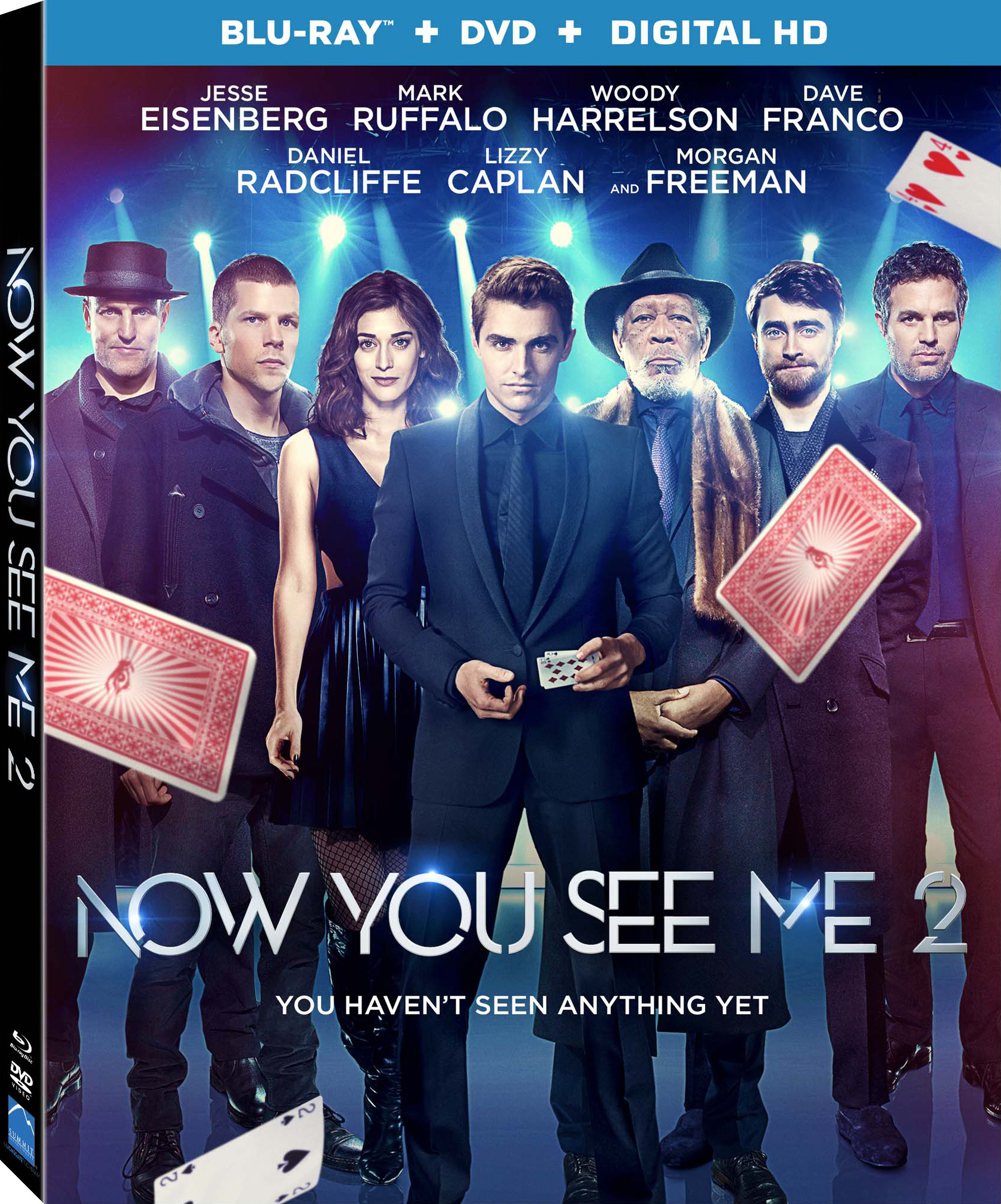 Now You See Me 2 (2016) poster image