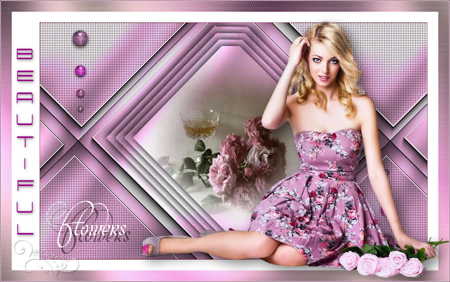 Beautiful Flowers (PSP) 160826025830693981
