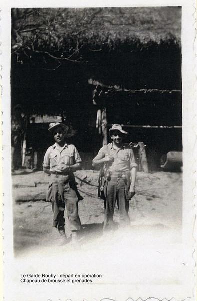 la vie d'un gendarme en poste en Indochine en 1948 - Page 2 160826040554431505