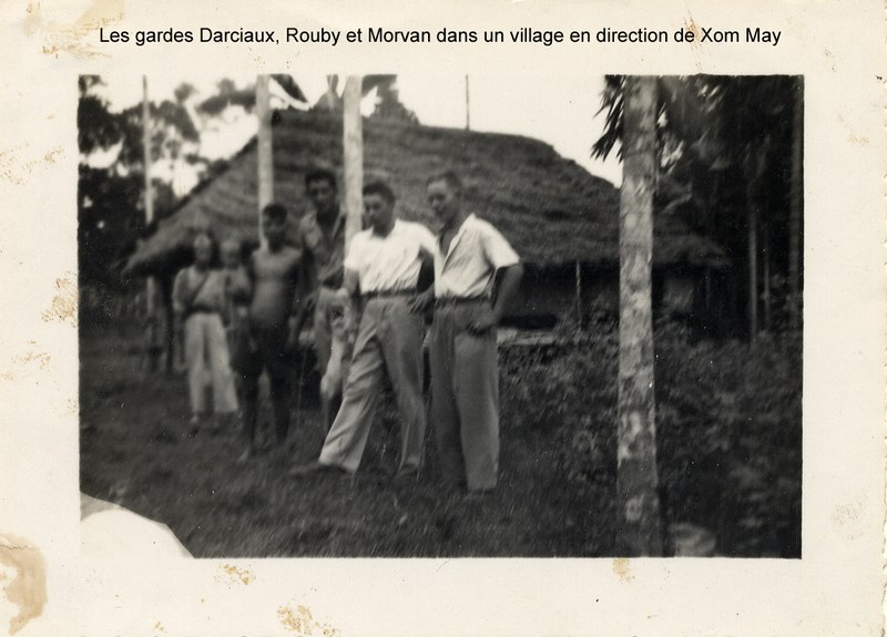 la vie d'un gendarme en poste en Indochine en 1948 - Page 2 160826041549625338