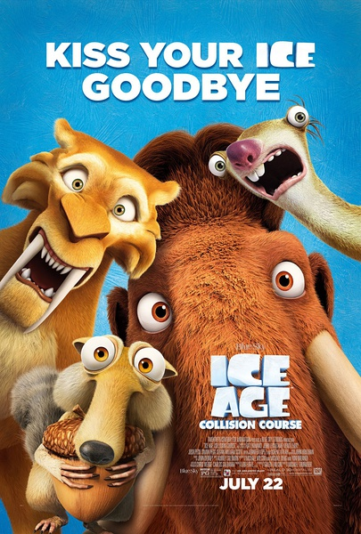 Ice Age Collision Course 2016 1080p WEB-DL H264 AC3-EVO