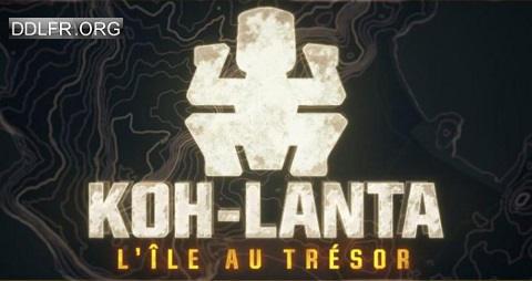 Koh-Lanta l'île au trésor 2016