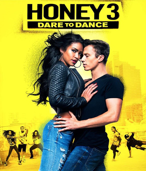 Honey 3 Dare to Dance 2016 720p/1080p BluRay x264-ROVERS