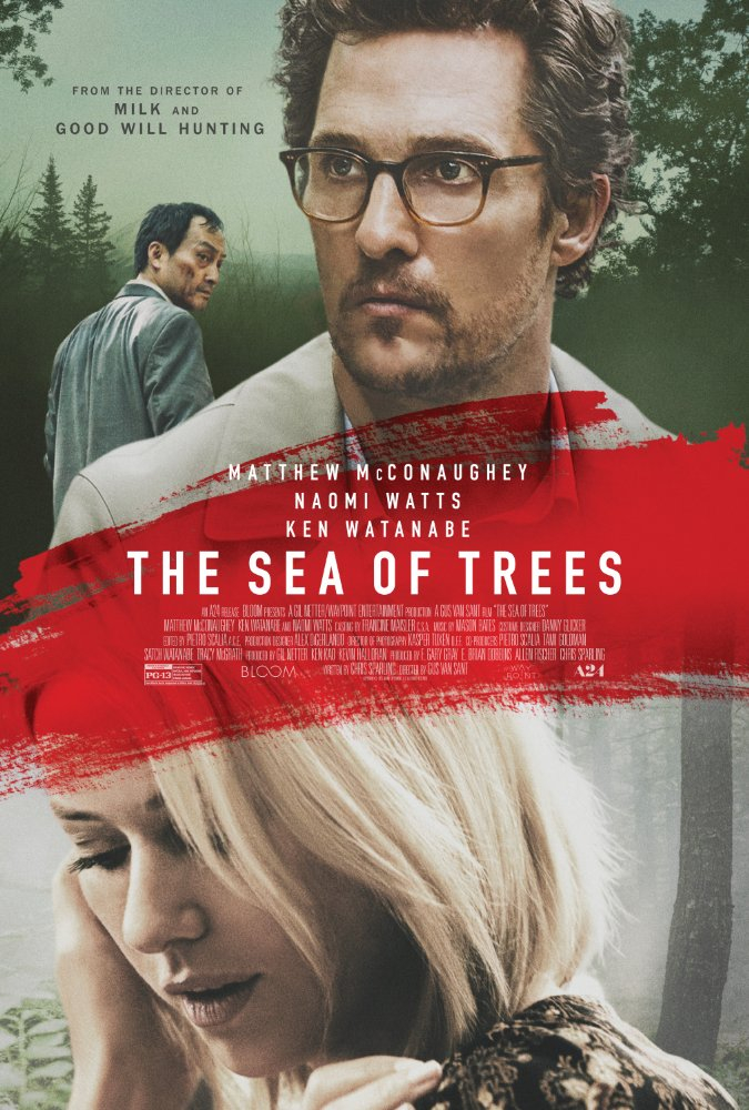 The Sea of Trees (2015) poster image