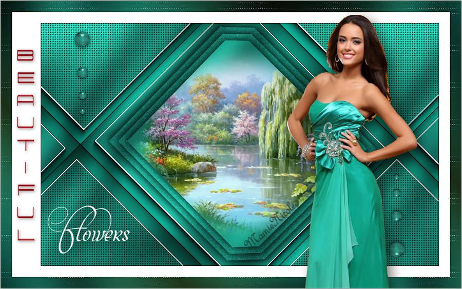 Beautiful Flowers (PSP) 160828100826419209
