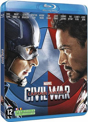 Captain America: Civil War french bluray 1080p