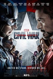 Captain America: Civil War (2016) poster image