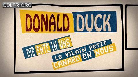 Donald Duck le vilain petit canard en nous